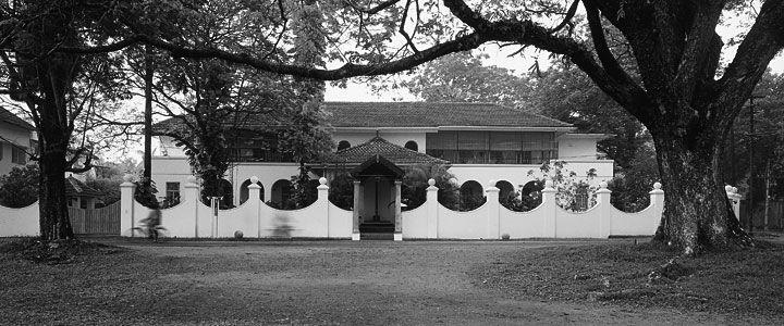 Malabar House Grey