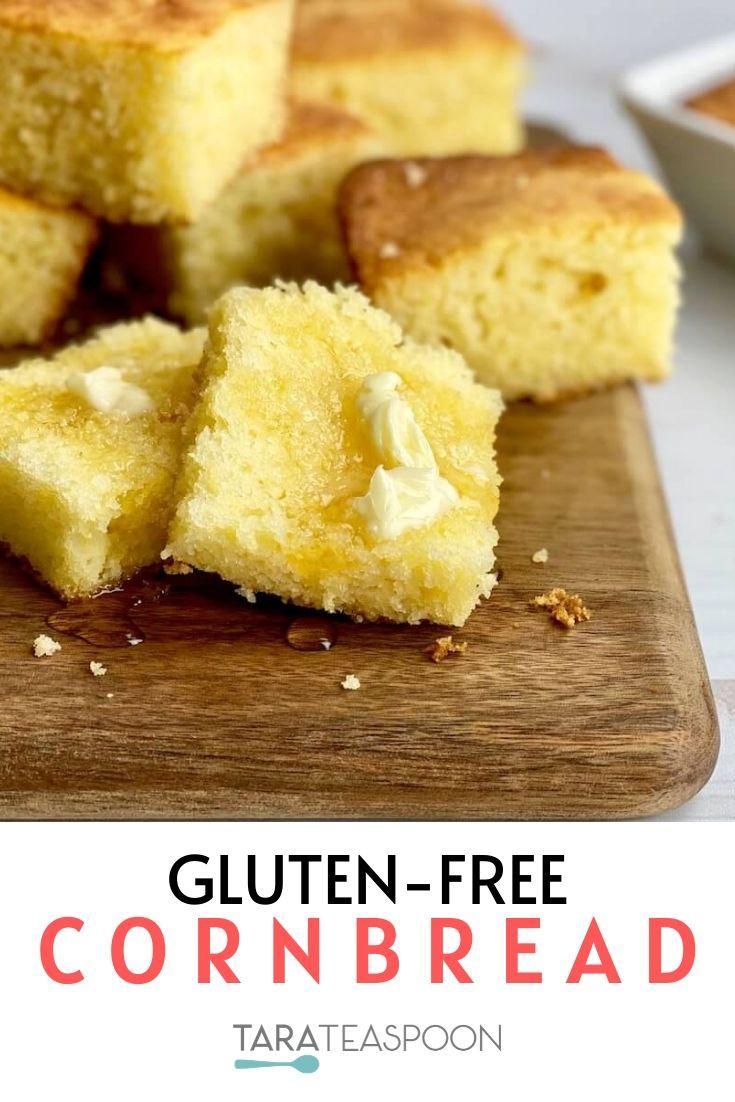 Sweet Gluten Free Cornbread Recipe In 2020 Sweet Cornbread Gluten Free Cornbread Cornbread Recipe Sweet