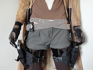 Resident Evil Alice Movie Accurate Costume Prop Halloween Winner for Sure   eBay