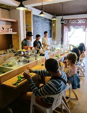 coffee time at Seniman Coffee Studio,Ubud-Bali