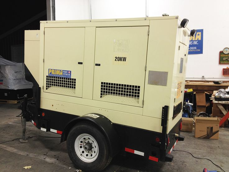 No power? No problem! PRIMA provides portable #generators for almost every application. Lease, Rent or Buy - contact PRIMA today 1-604-791-1815 #portablepower #powersystems