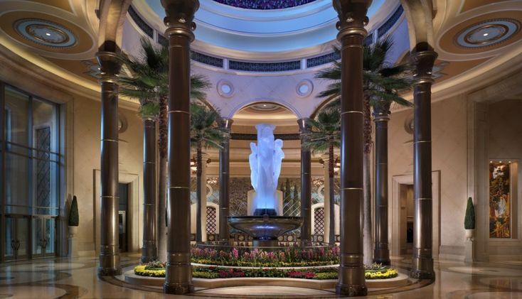 The Palazzo Hotel & Casino - Las Vegas | Casinos Interior Design. Best Casino. Contract Furniture. Hospitality Furniture. #bestcasino #interiordesign #contractfurniture Find more inspiration at: www.brabbu.com/