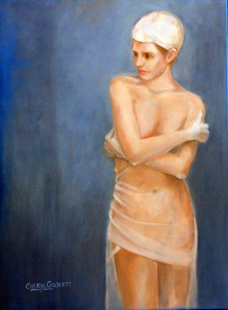 Discreet survivor- Cheryl Goslett