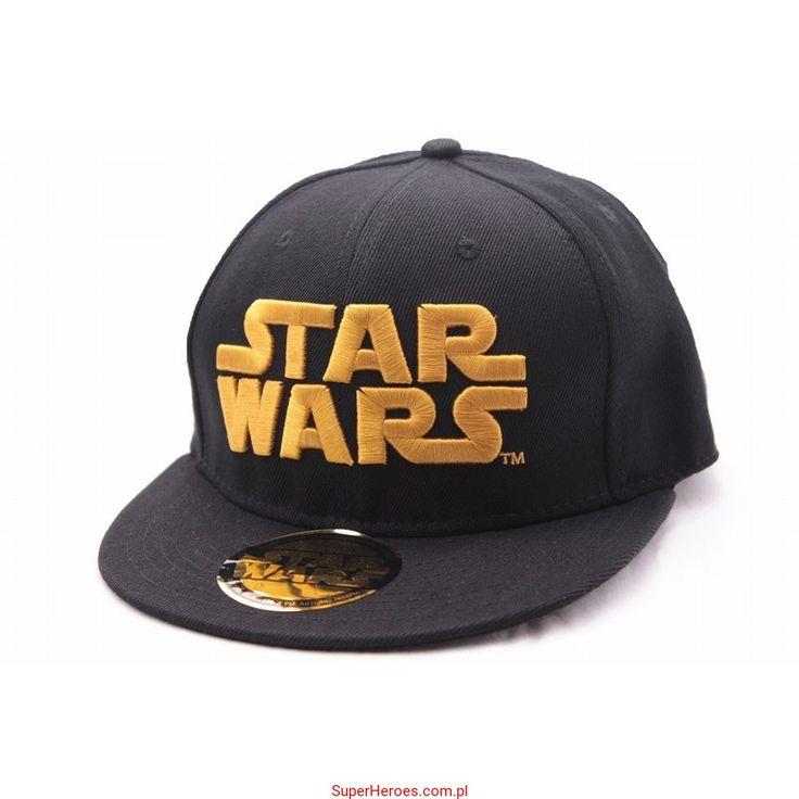 Czapka Star Wars z daszkiem