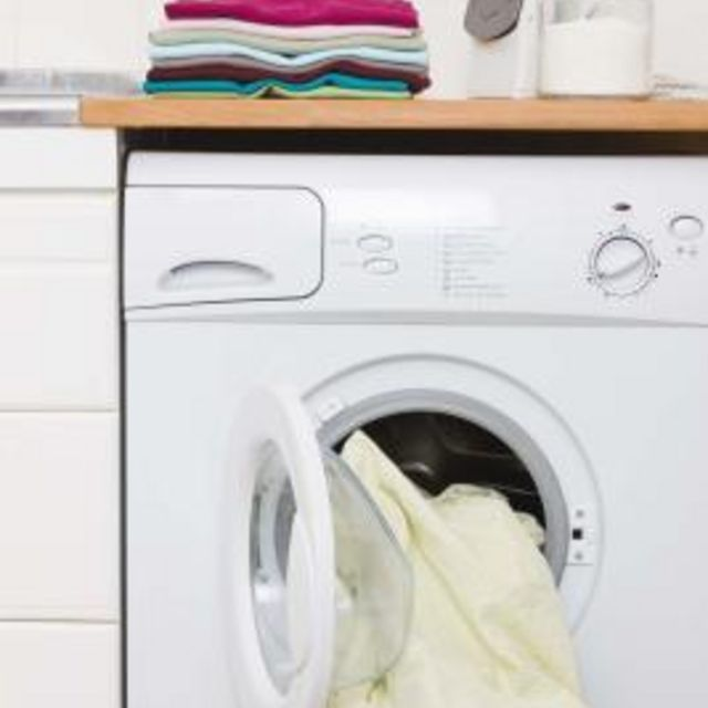 Keep your dryer lint trap clean for improved performance.