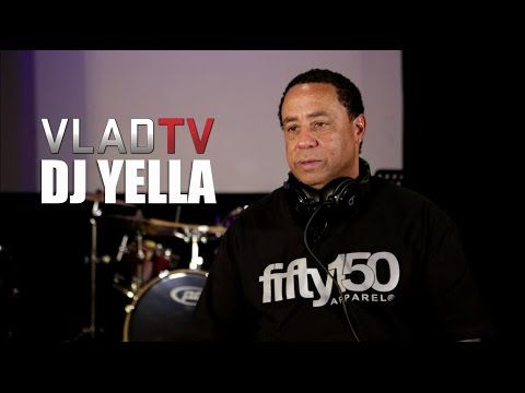 DJ Yella Discusses Being the Only NWA Member at Eazy-E's Funeral - YouTube