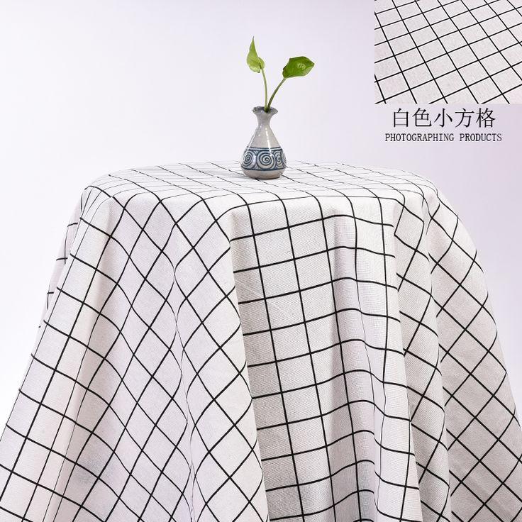 Памучни завеси Букурещ дебели плътни завеси спалня модерен минималистичен памук бельо плат тънък памук завеси