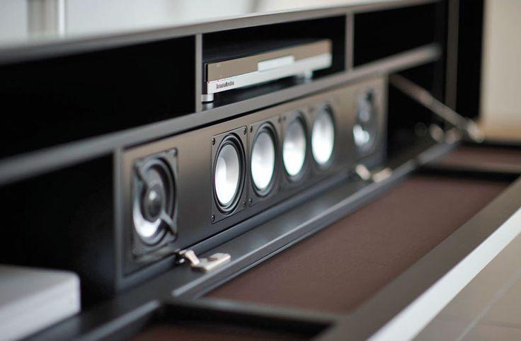 Spectral | Sound System #Modern #Sound #Black #Color #kokwooncenter #201605