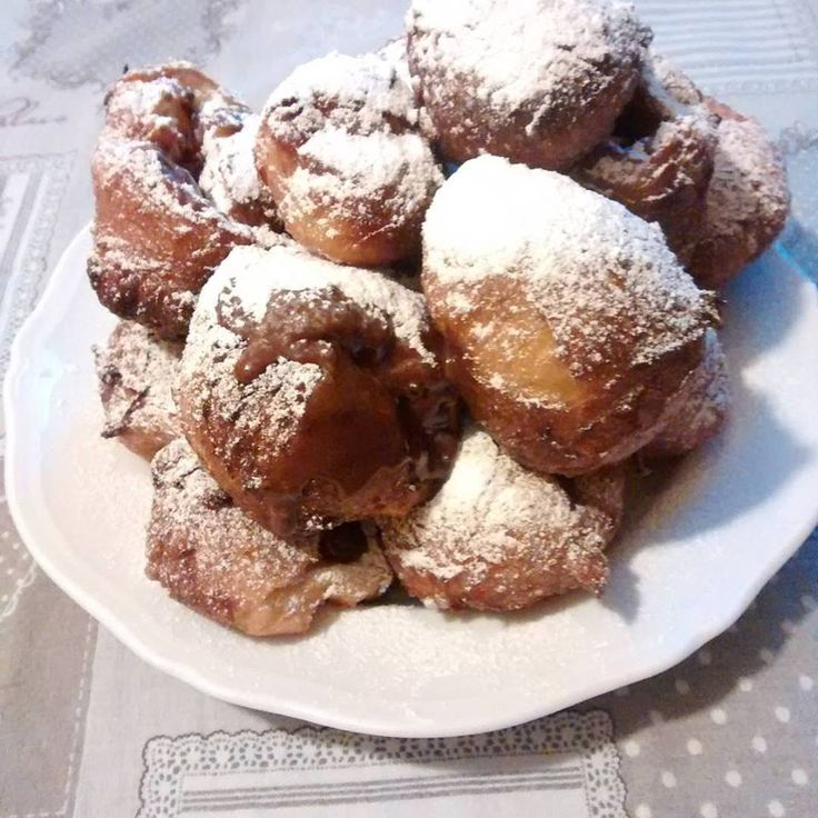 Frittelle alla Nutella with Cook In Venice http://www.cookinvenice.com/one-day-cooking-class-in-15th-century-palace-in-venice/