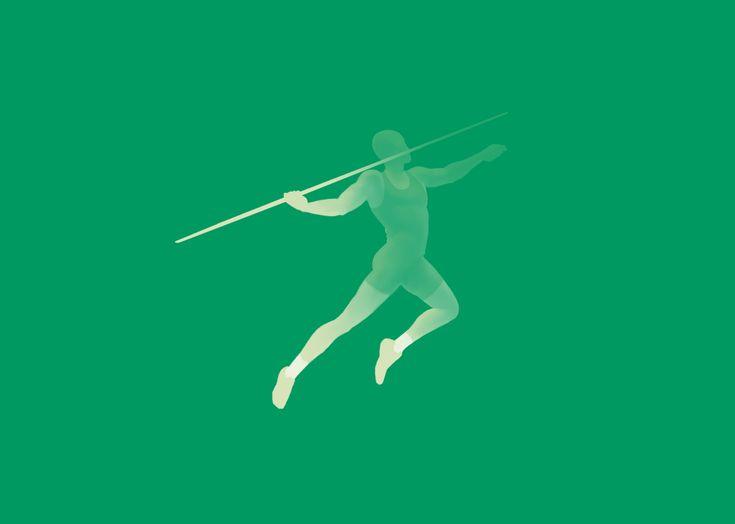 Olympics Game Rio 2016 on Behance