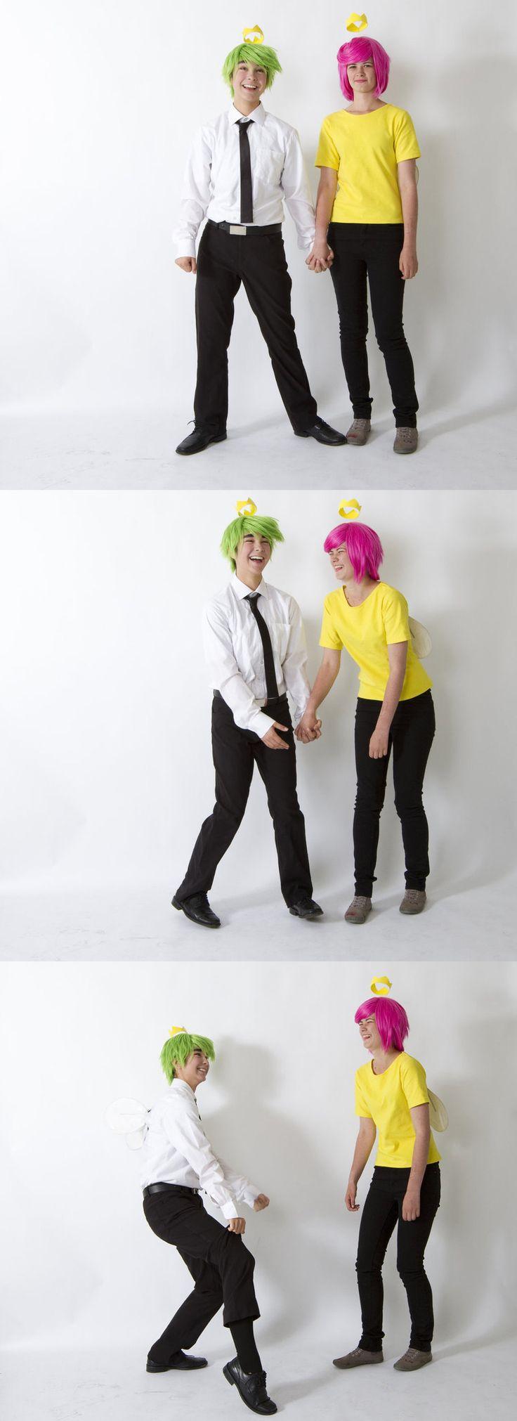 Cosmo and Wanda - Fairly Odd Parents