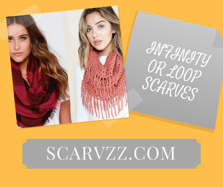 """#InfinityOrLoopScarves are relatively new on the scene and have gained popularity over the last few years for their ease of use. They are what I call """"throw and go"""" scarves. You throw them on, loop them once, and go. Easy peasy. These come in some really nice lightweight summer florals madras check, or stripes for summer, and heavier cotton, silk, and wool blends for winter in a variety of plaids, prints, and solids. Like their rectangular counterparts, they can also come in knitted…"""
