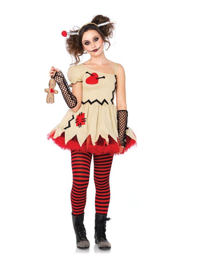 black voodoo doll costume - photo #23
