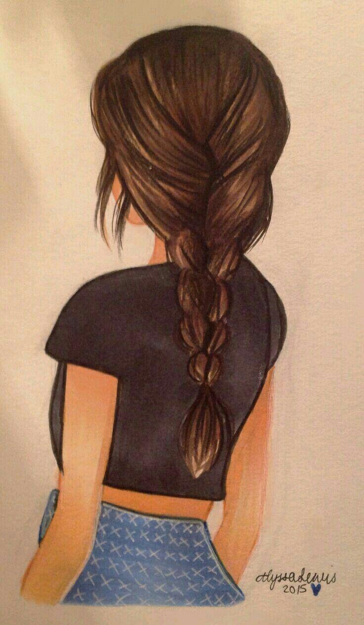 drawing girly drawings