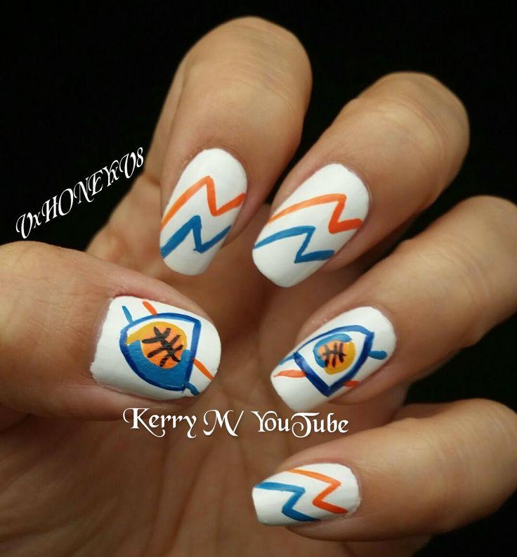 53 best bronze nails & nail art design tutorial video ...