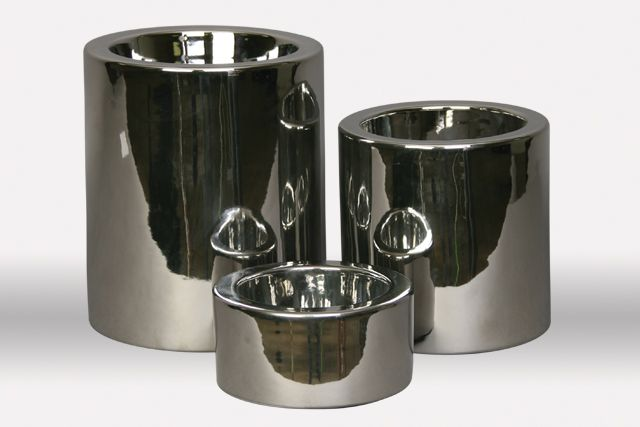 High-rise Elevated Dog Feeders: Polished Nickel Finish: Unleashed Life, Pet Products, Polished Nickel, Dog Bowls, High Rise, Dogs Bowls, Pet Feeders, Dogs Feeders, Polish Nickel