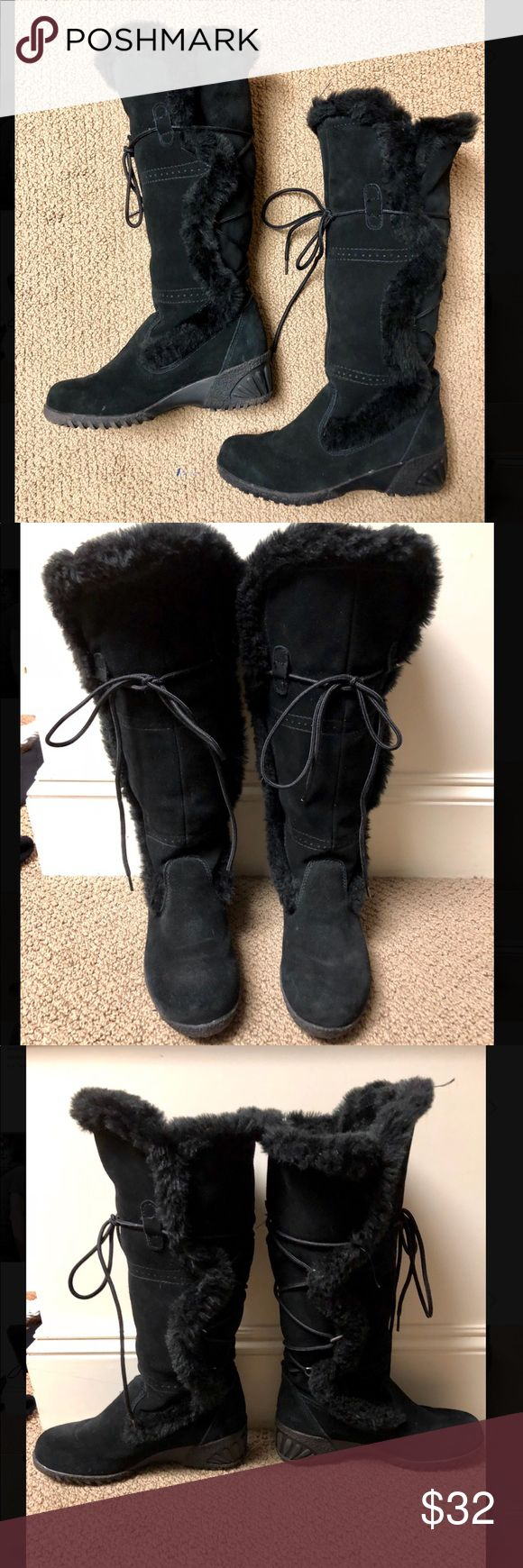 Awesome leather Sporto boots. Sz 6 Awesome leather Sporto boots. Sz 6 In Great Condition! Sporto Shoes Winter & Rain Boots