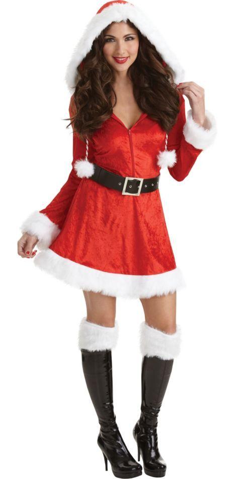 25 Womens Santa Costume Ideas Pinterest Claus Shop Suits Costumes