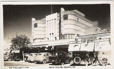 Ozone Theatre Mildura, Victoria Australia