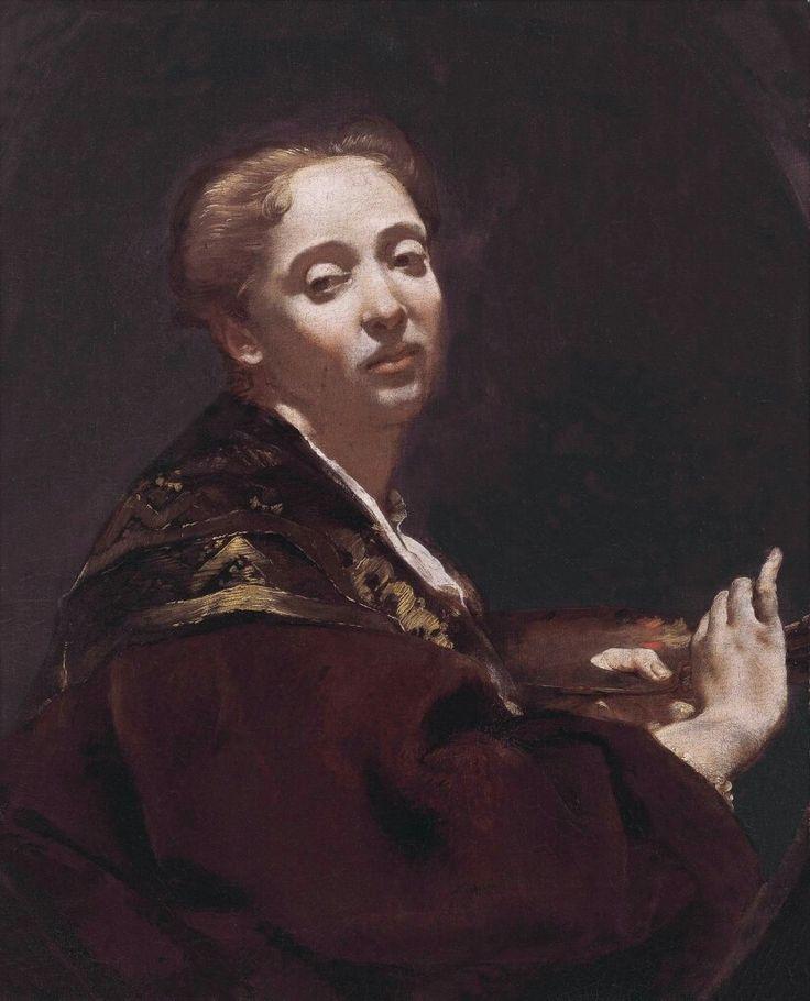 Ritratto di Giulia Lama. 1715-20. Collezione Thyssen-Bornemisza.