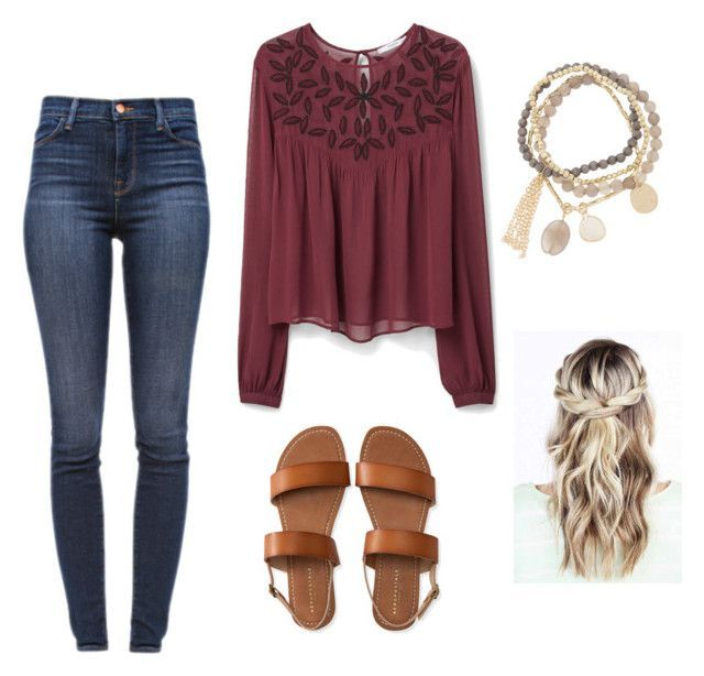 Simple Outfits For School Spring