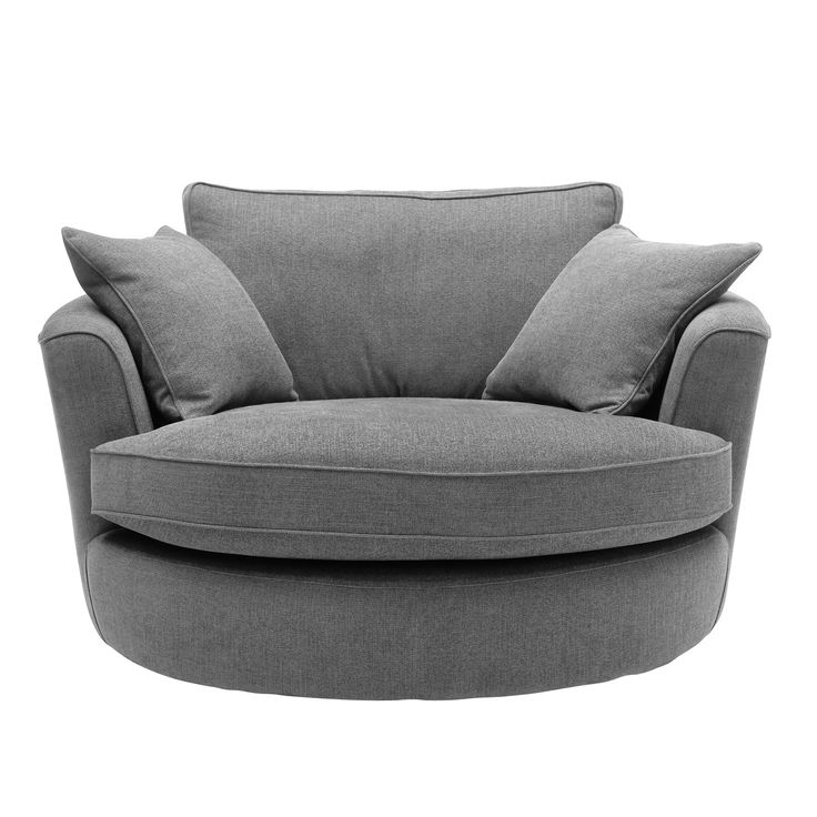 Waltzer Swivel Loveseat Bocaccio Fabric