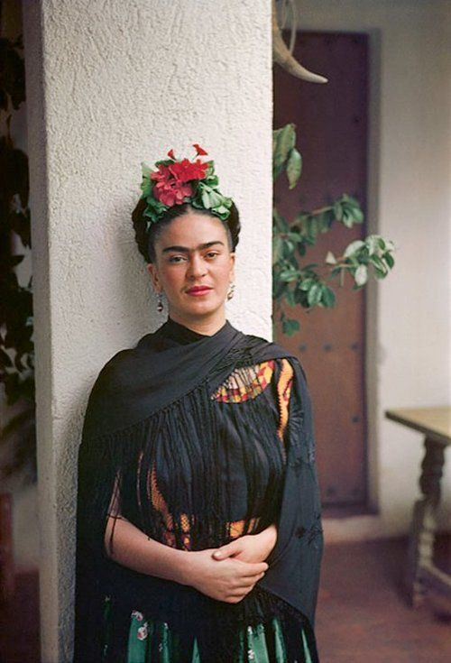 My love for Frida is neverending, and deeper than the depths of any ocean. ❤