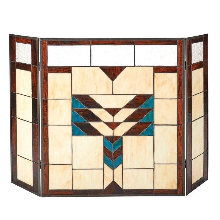 1000 Ideas About Stained Glass Fireplace Screen On Pinterest Stained Glass Lamp Shades