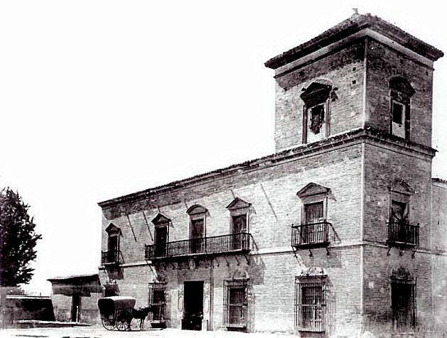 Palacio Marqueses de espinardo