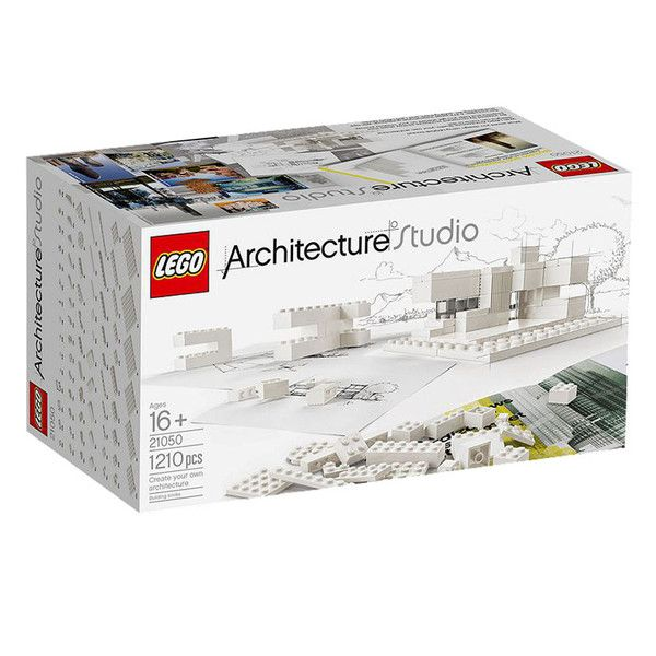 Bring your architectural visions to life with LEGO Architecture Studio.