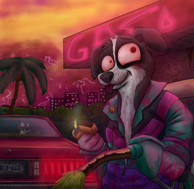 Mr. Pickles by Stanwuuz on DeviantArt