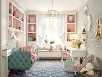 комната девушки в стиле прованс: 19 тыс изображений найдено в Яндекс.Картинках
