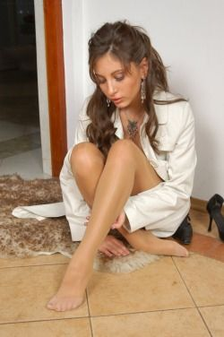 Maria Nylon Pantyhose Dreams 65