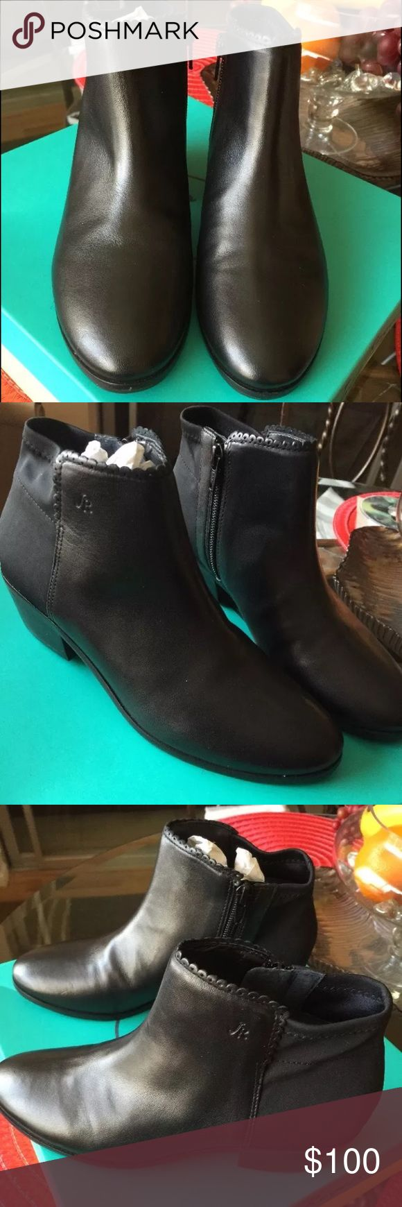 Jack Rogers Bailee bootie size 8 Brand new with box Jack Rogers booties size 8 Jack Rogers Shoes Ankle Boots & Booties