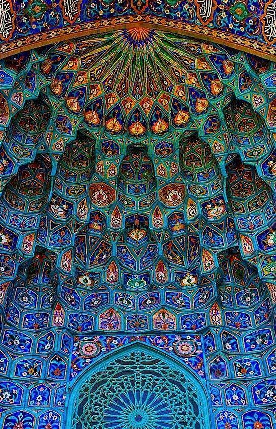 Saint Petersburg Mosque, Russia | Incredible Pictures