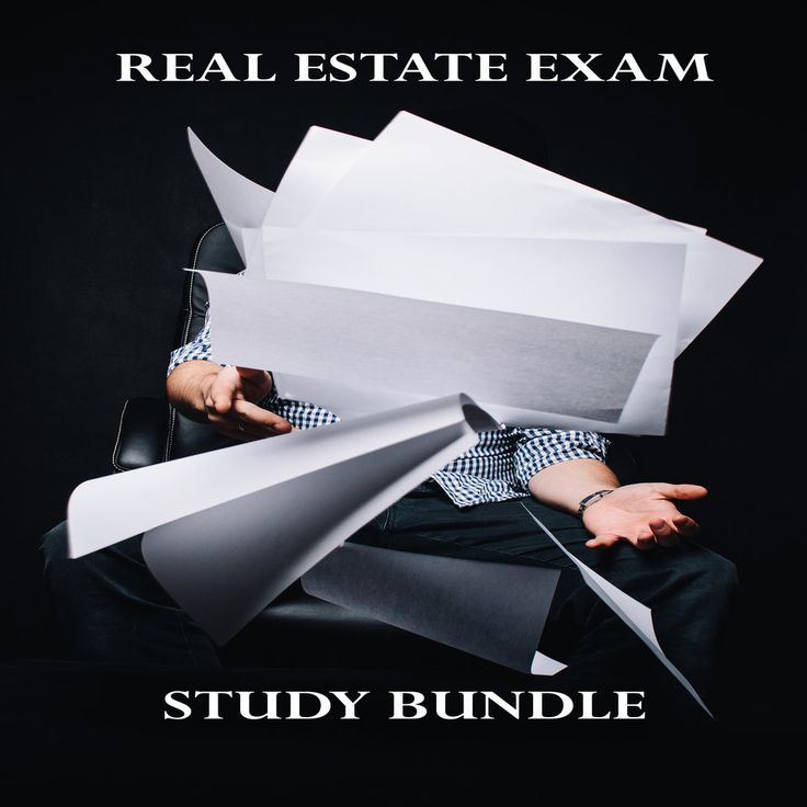 Become A Real Estate Agent! First Step Is Passing The Exam!