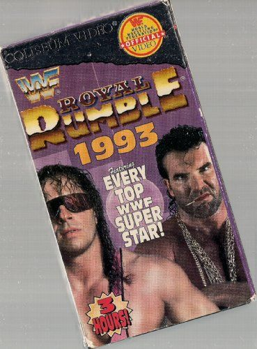 WWF: Royal Rumble 1993 [VHS]  http://www.videoonlinestore.com/wwf-royal-rumble-1993-vhs/