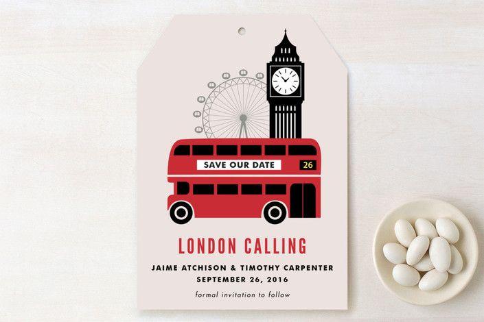 Wedding Gifts London: I Wish We Were Having A London Themed Wedding Now