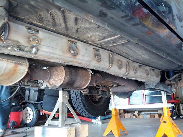 RuffStuff Frame Stiffeners (XJ) Install Thread - Jeep Cherokee Forum
