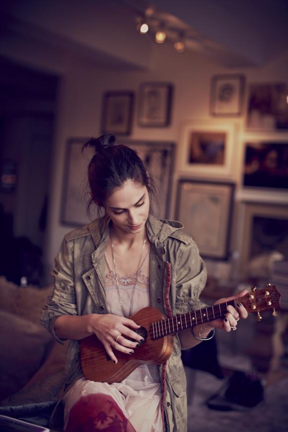 .Somebody go buy me a ukulele!