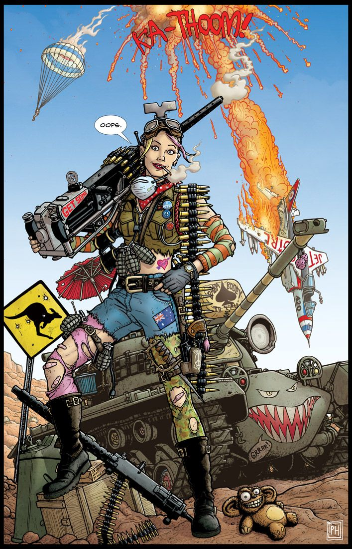 Top teen tank girl picture