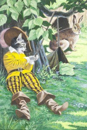 57 Best De Gelaarsde Kat Images On Pinterest Fairy Tales