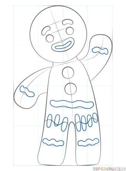 Best 25+ Gingerbread man template ideas on Pinterest Gingerbread - gingerbread man template
