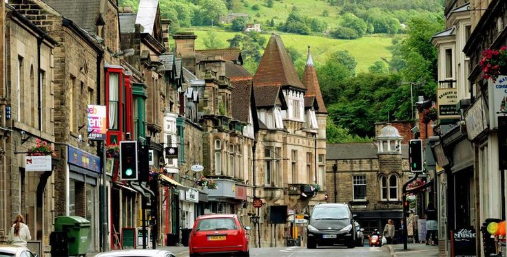 Town of the Month: Matlock & Matlock Bath - #Derbyshire       #travel #Matlock #England