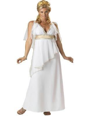 Женский греческий костюм своими руками