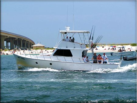 Charter Fishing, Orange Beach ALABAMA