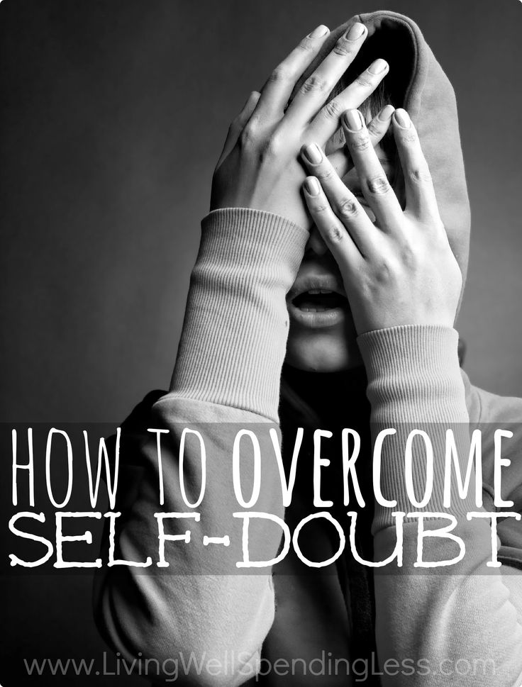 Have you ever felt paralyzed by self-doubt?  Sometimes overcoming the crippling effects of fear and insecurity is as simple as remembering where to put our hands.  If you have ever struggled with feeling inadequate you will not want to miss this must-read post!
