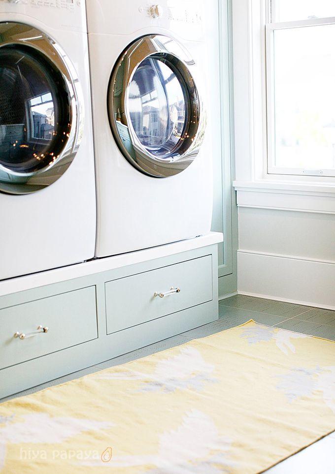 washer dryer base make pinterest pedestal washer and dryer and cabinets. Black Bedroom Furniture Sets. Home Design Ideas