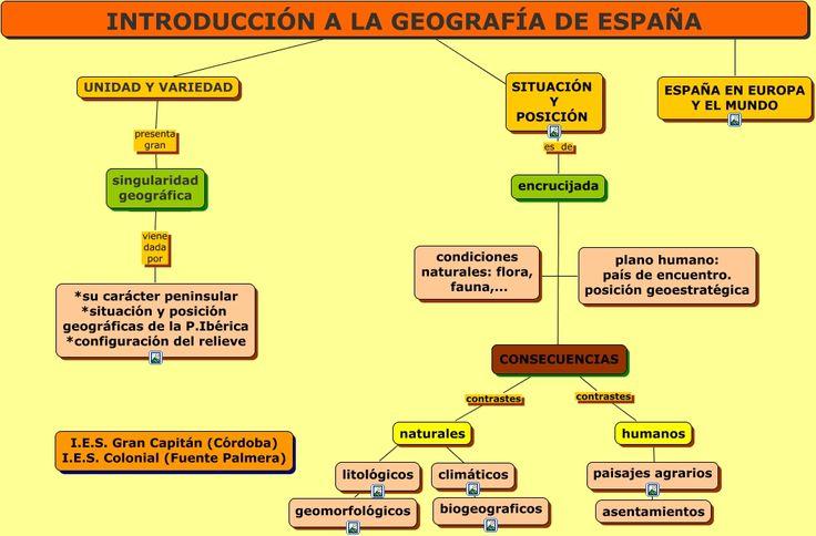 Recursos para a materia de Xeografía de España de 2º curso de Bacharelato elaborados polo departamento de Xeografía e Historia do IES Gran Capitán de Córdoba