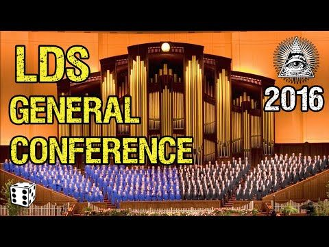 LDS General Conference 2016 Exposed - Uncovering Truth about Mormon Masonic Movement - YouTube